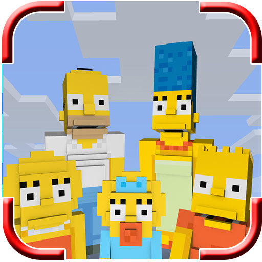 Baixar Bart in MCPE - Map Simpsons for Minecraft PE para Android