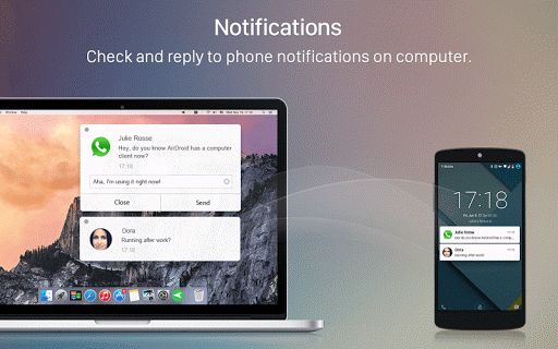 AirDroid: Remote access & File 4.2.5.9 Screenshots 11