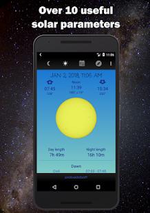 Moon Phase Calendar 1.46 APK screenshots 2