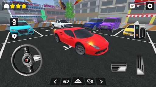 Real Car Parking 3D - Driving School  screenshots 1
