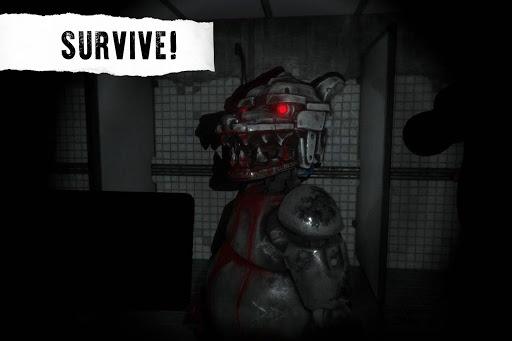 CASE: Animatronics - Horror game  screenshots 11