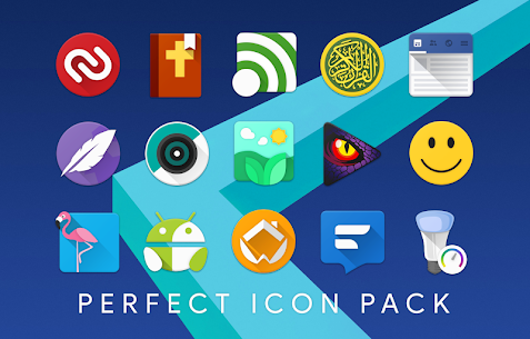 Perfect Icon Pack (MOD, Paid) v11.1 5