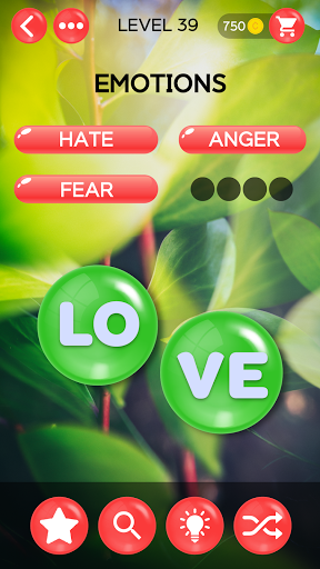 Word Pearls: Word Games & Word Puzzles  screenshots 1