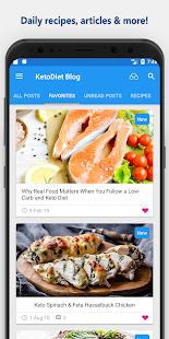 KetoDiet: Keto Diet App Tracker, Planner & Recipes