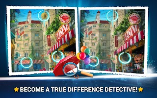 Find the Difference Big Cities – Spot Differences