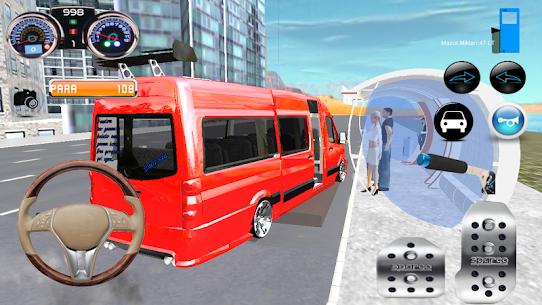 Minibüs Şoförü 2