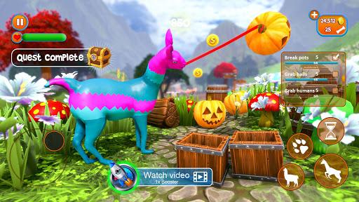Llama Simulator apkpoly screenshots 5