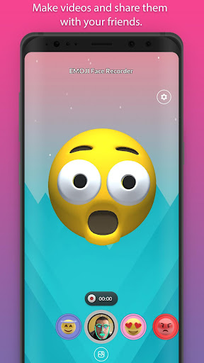 EMOJI Face Recorder 2.4.4 Screenshots 5