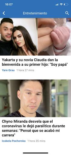 CiberCuba - Noticias de Cuba 4.5.2 Screenshots 4