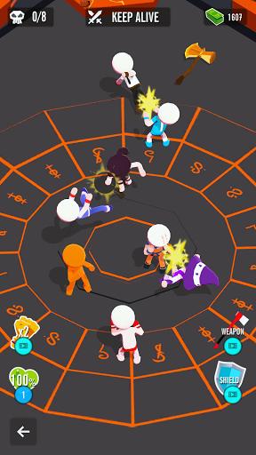 Stickman 3D - Street Gangster android2mod screenshots 7