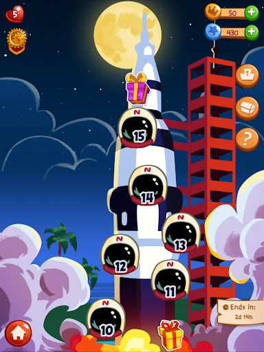 Angry Birds Blast 2.1.3 screenshots 13