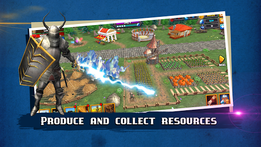 Grow Kingdom: Tower Defense Strategy & RPG Game 1.0 screenshots 5
