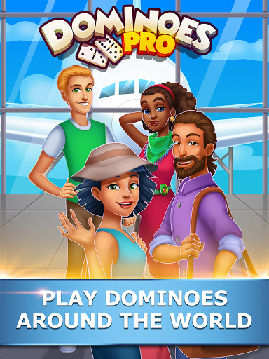 Dominoes Pro   Play Offline or Online With Friends  Screenshots 21