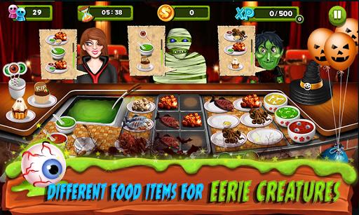 Restaurant Mania : Zombie Kitchen 1.16 screenshots 3