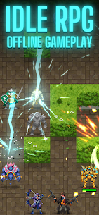 Dunidle: Idle RPG Pixel MOD (No Cost) 2