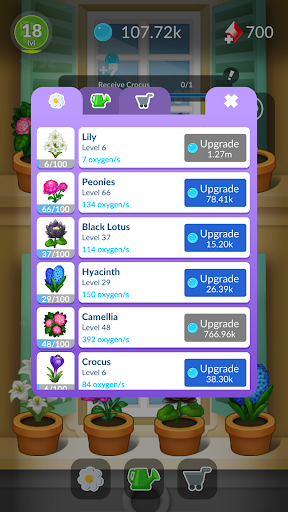 FlowerBox: Idle flower garden  screenshots 6