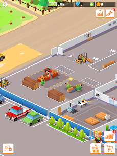 Idle Lumber: Factory Tycoon Mod Apk 1.3.0 (Money Increases) 7