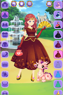 Anime Princess Dress Up For Pc – Download On Windows 7/8/10 And Mac Os 2