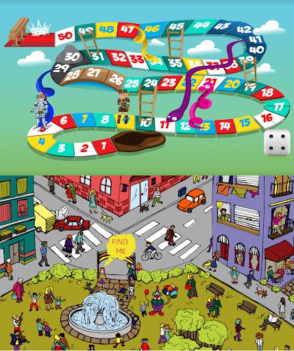 Kids Educational Games: Preschool and Kindergarten  screenshots 2