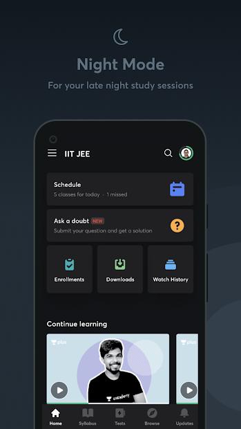 Unacademy Learning App screenshot 5
