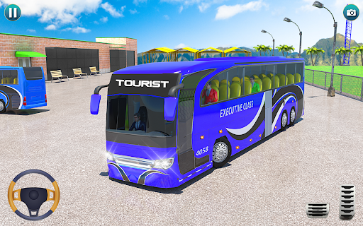 City Bus Simulator 2021: Free Coach Driving 2021  screenshots 1
