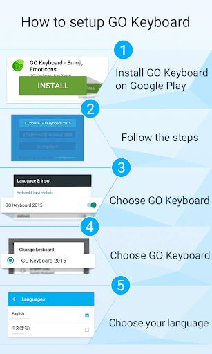 GOKeyboard WoodGraintheme(Pad) For PC Windows (7, 8, 10, 10X) & Mac Computer Image Number- 9