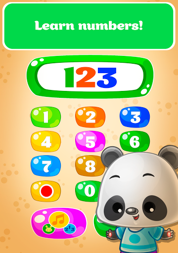 Babyphone - baby music games with Animals, Numbers 1.9.11 Screenshots 8