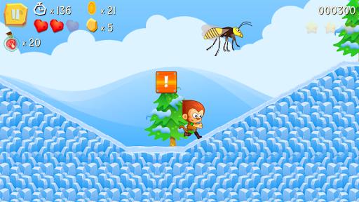 Super Kong Jump - Monkey Bros & Banana Forest Tale  screenshots 2