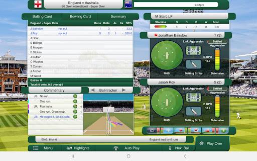 Cricket Captain 2021  screenshots 9