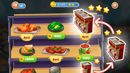 Cook It! Cooking Games Madness & Krusty Cook-off 1.3.4 screenshots 5