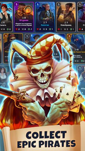 Pirates & Puzzles - PVP Pirate Battles & Match 3  screenshots 9
