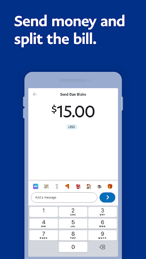 PayPal Mobile Cash: Send and Request Money Fast screenshots 2