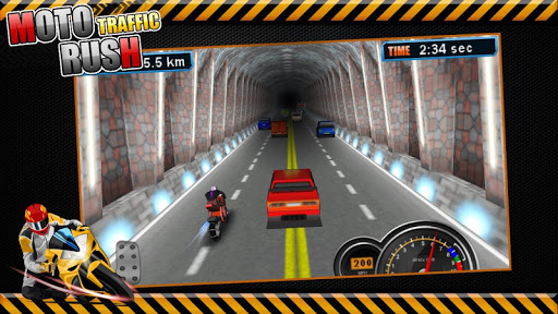 Moto Traffic Rush3D modavailable screenshots 1