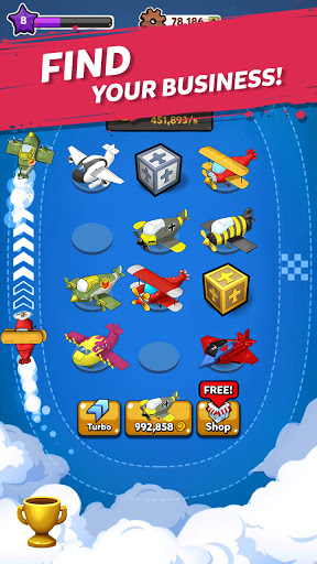 Merge Airplane: Cute Plane Merger 2.0.18 screenshots 3