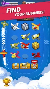 Download Merge Plane Mod Apk [Unlimited Money/Coins/Diamonds] 3