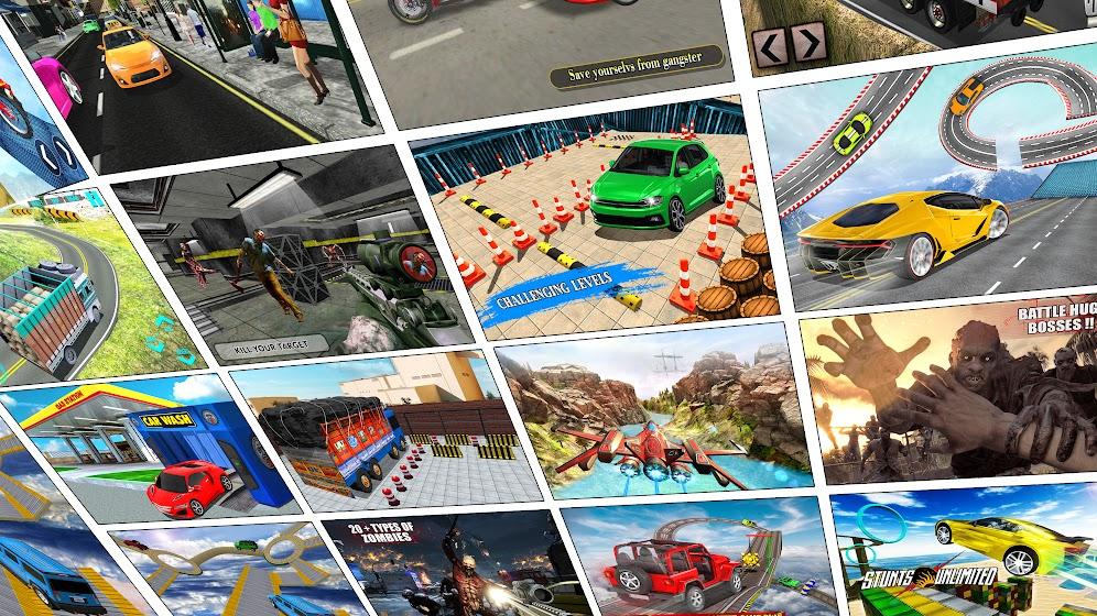 Captura de Pantalla 14 de Euro Cargo Truck Simulator 2020 : Driving Master para android