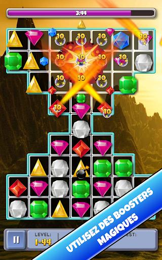 Match 3 Jewels APK MOD (Astuce) screenshots 2