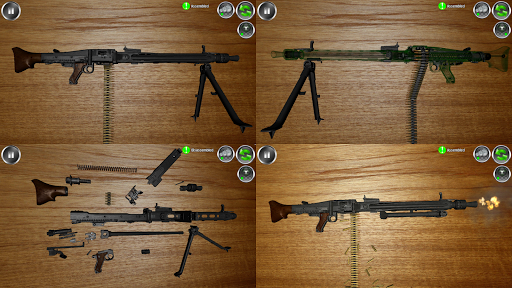 Weapon stripping NoAds 73.354 screenshots 18