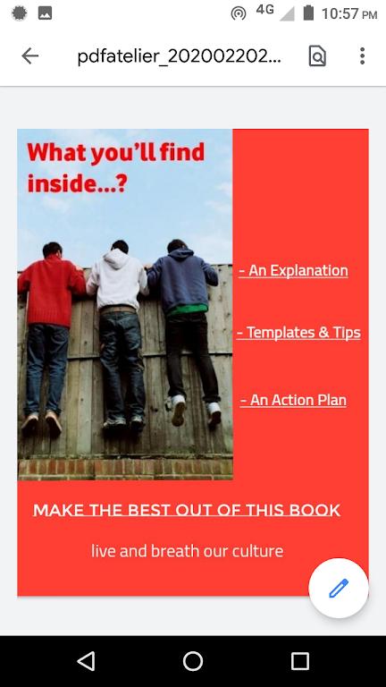 Accumulator PDF creator  poster 14