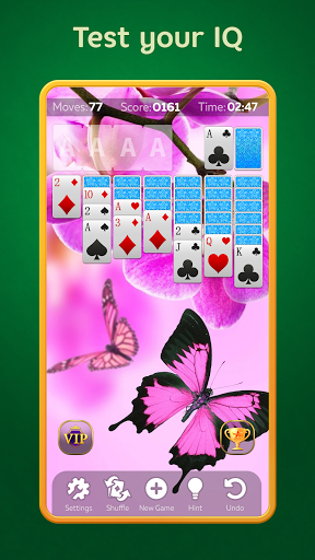Solitaire Play - Classic Free Klondike Collection 3.0.9 screenshots 1