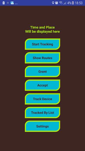Tracking Buddy  screenshots 1