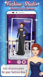 Fashion Studio Dress Up Games 4