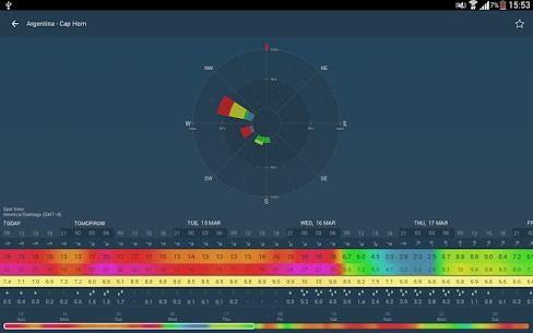Windy app precise local wind v10.1.0 Mod APK 1