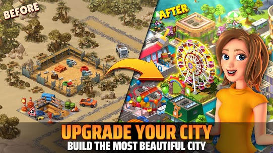 City Island 5 (MOD, Unlimited Money) 9