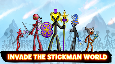 Stickman Battle 2021: Stick Fight Warのおすすめ画像2
