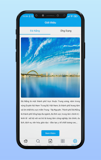 Danang Smart City android2mod screenshots 5