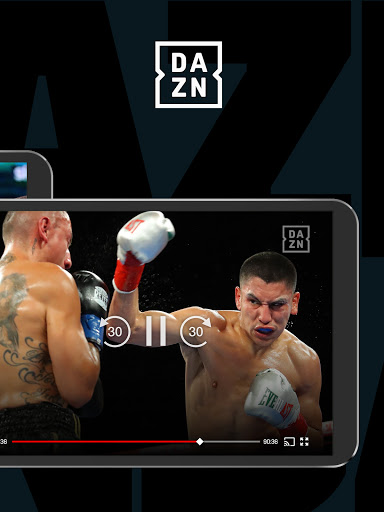 DAZN: Live Sports Streaming  Screenshots 16