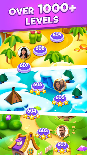 Bling Crush: Free Match 3 Jewel Blast Puzzle Game 1.4.8 screenshots 3