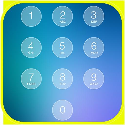 Passcode Keypad Lock Screen