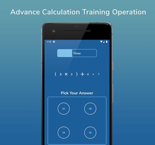 Mental Calculation speed : Calculation Training  screenshots 10